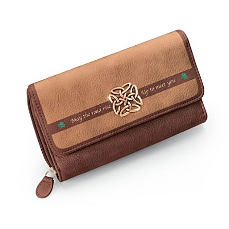 'Irish Blessing' Wallet