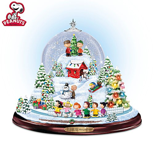 PEANUTS™ 'Merry And Bright' Snowglobe