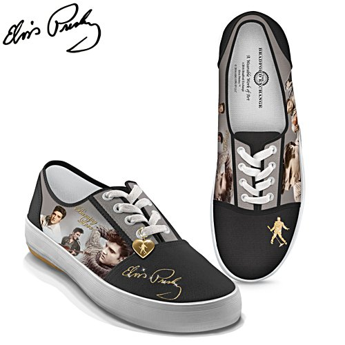 Elvis Presley™ 'Burning Love' Ladies' Shoes