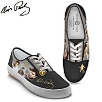 Elvis Presley™ 'Burning Love' Women's Shoes