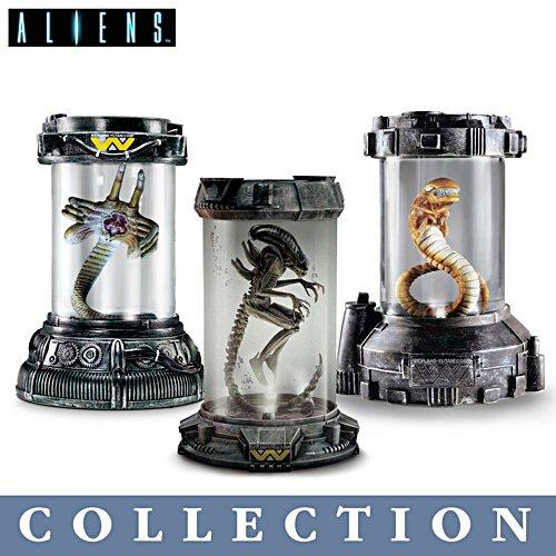 Aliens® Containment Capsule Sculpture Collection