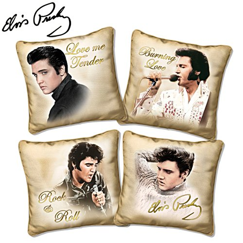 'Elvis Presley™ Golden Moments' Four Cushion Collection
