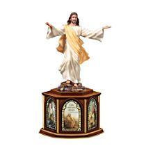 'I Am With You Always' Faith Sculpture