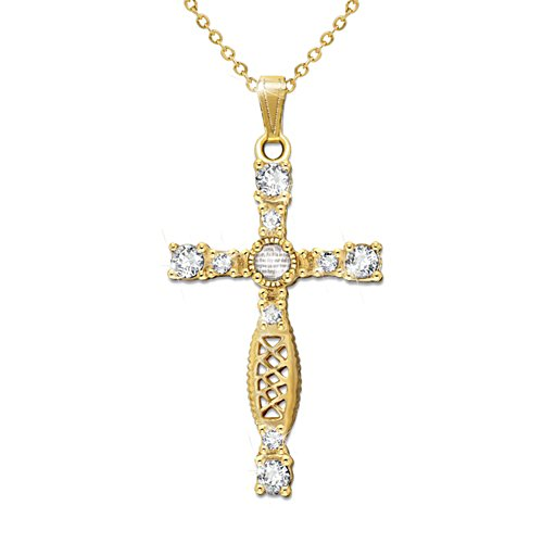 'The Lord's Prayer' Ladies' Pendant