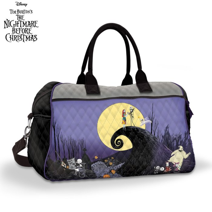 Product Number: 01-26291-001. Details. A unique and officially licensed Disney Nightmare Before Christmas tote bag ...