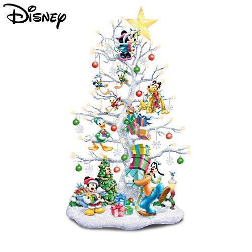 'Magic Of Disney' Illuminated Christmas Tree
