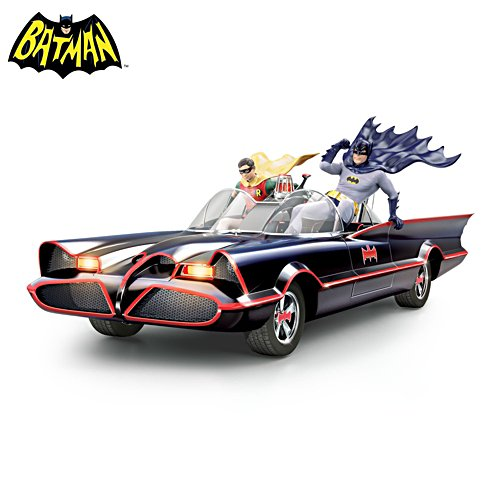 BATMAN Classic TV Series BATMOBILE™ Sculpture