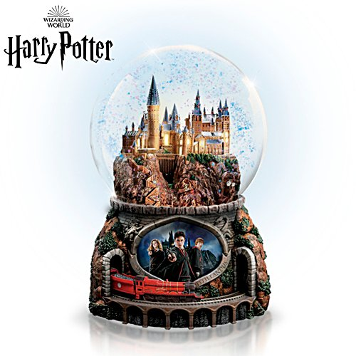 HARRY POTTER™ HOGWARTS Express Illuminated Musical Globe