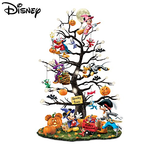 Disney 'Trick Or Treat' Halloween Tabletop Tree