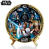 Star Wars™ Masterpiece Collector Plate