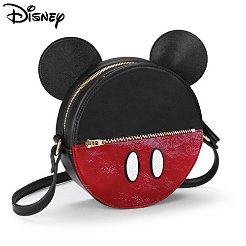 Disney 'All Ears' Mickey Mouse & Minnie Mouse Ladies' Handbag