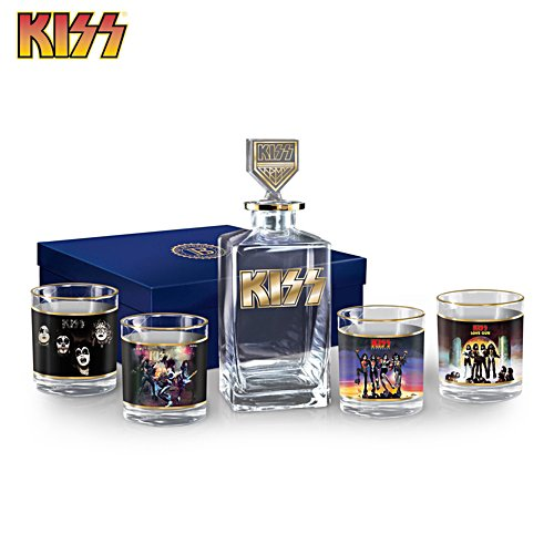 KISS® Decanter Set