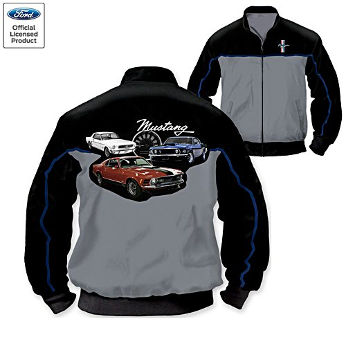 Ford Mustang Men's Twill Jacket