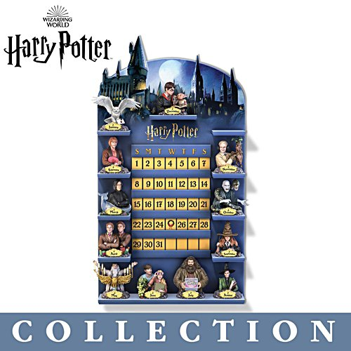 HARRY POTTER™ Perpetual Calendar Collection