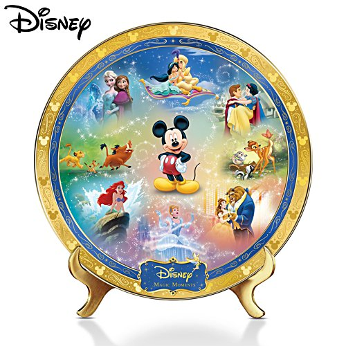 Disney 'Magic Moments' Collector Plate