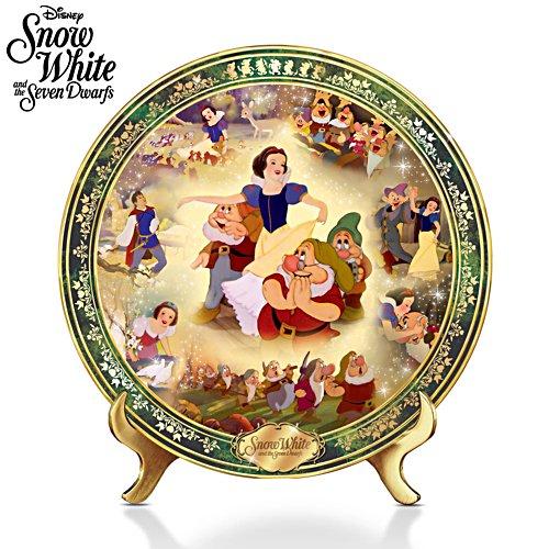 Disney's sneeuwwitje – Strikt gelimiteerd verzamelaarsbord