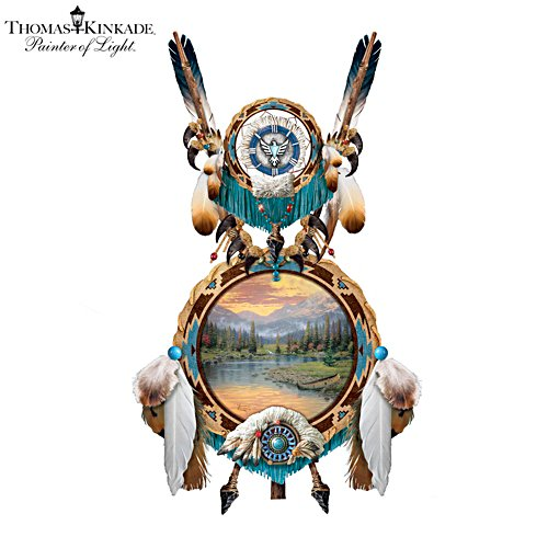 Thomas Kinkade 'Native Beauty' Dreamcatcher Wall Décor