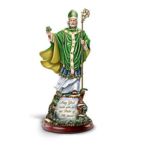 Thomas Kinkade 'St. Patrick: Illuminations Of Ireland' Sculpture