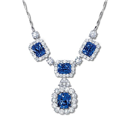 'Royal Decadence' Diamonesk® Pendant