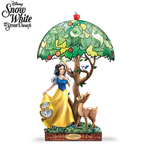 Disney Snow White 'Fairest of Them All' Lamp