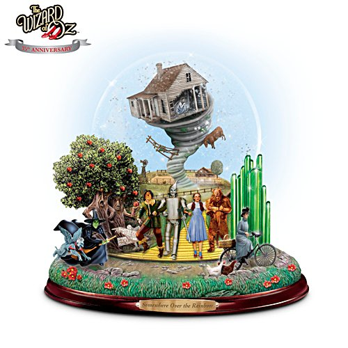 The LAND OF OZ™ Glitter Globe