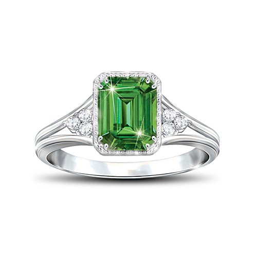 Beauty Of Helenite' Ladies' Ring