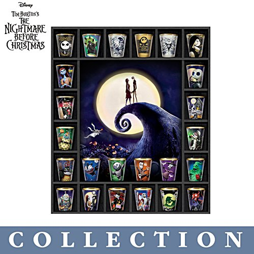 Disney The Nightmare Before Christmas Toothpick Holder Collection