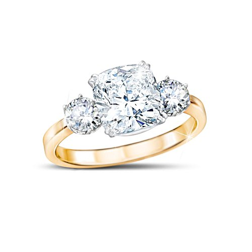 Meghan Markle 'Royal Love' Diamonesk® Ring