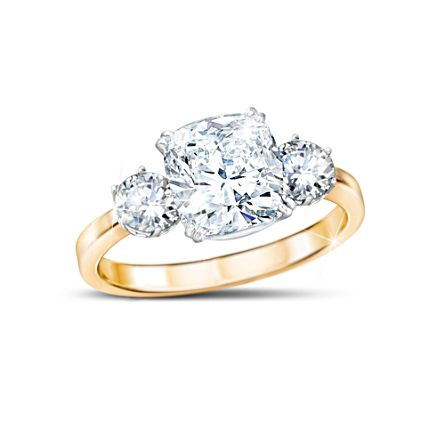 Meghan Markle 'Royal Love' Diamonesk® Ring