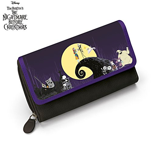 Disney Tim Burton's 'The Nightmare Before Christmas' Ladies' Wallet