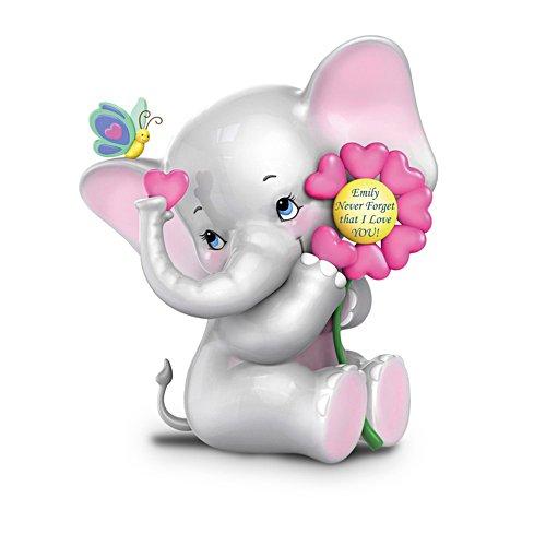 Ik geef je mijn hart – olifantbeeldje