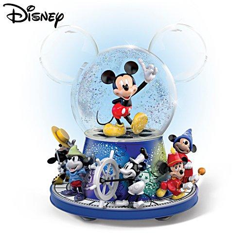 90 jaar Mickey Mouse – Disneymuzieksneeuwbol