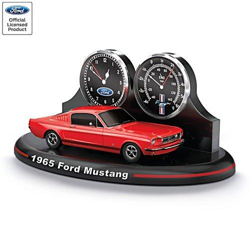 1965er Ford Mustang Fastback – Tischuhr