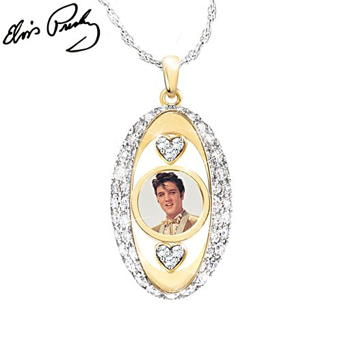 'Forever In Our Hearts' Elvis™ Pendant