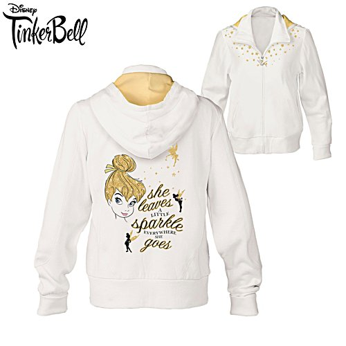 Disney 'Tinker Bell Magic' Ladies' Hoodie