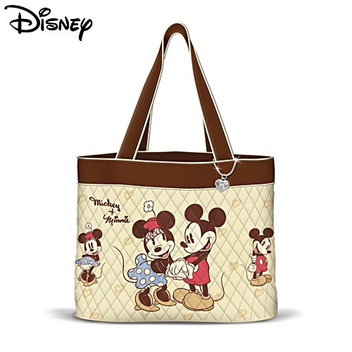 Disney Mickey Mouse Vintage Art Tote Bag