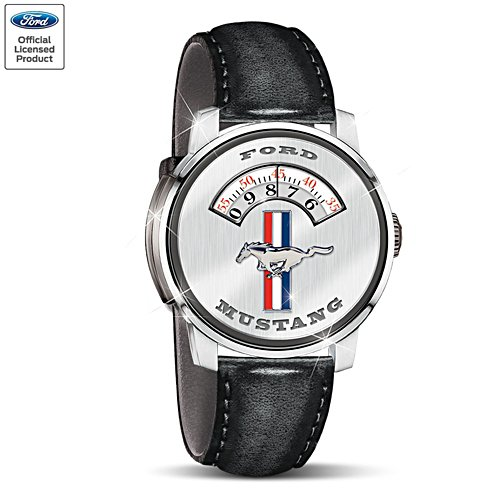 'Ford Mustang Cruise-O-Matic®' Collector's Edition Watch