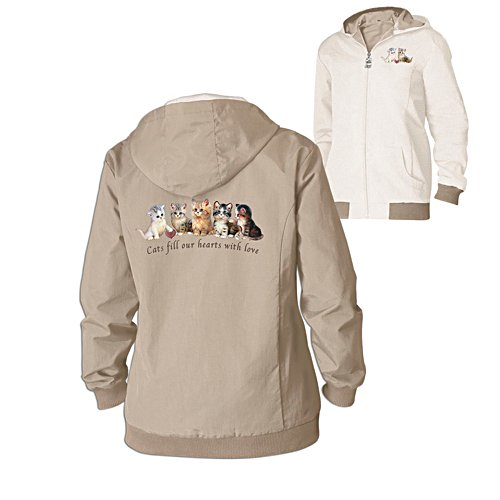 Jürgen Scholz 'Kitten Love' Ladies' Jacket