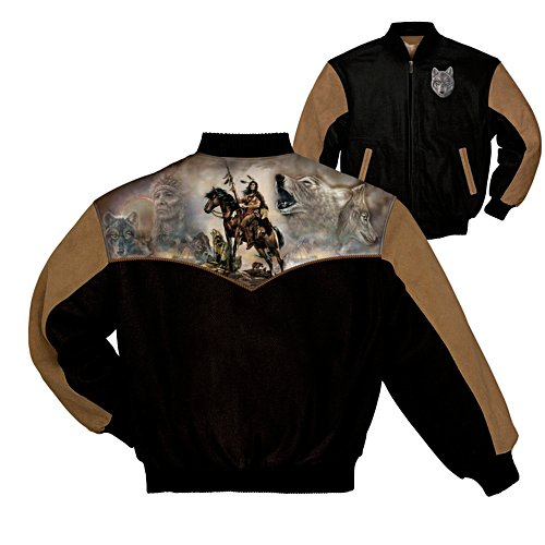 Russ Docken 'The Wolves Within' Men's Jacket