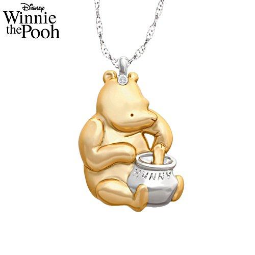 Classic Winnie The Pooh Ladies' Pendant
