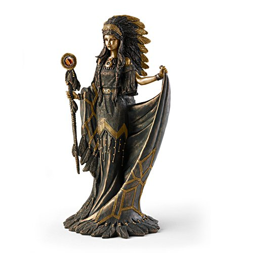 'Heart Of A Great Spirit' Native American-Inspired Figurine