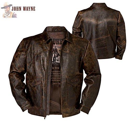 John Wayne 'Western Heritage' Men's Jacket