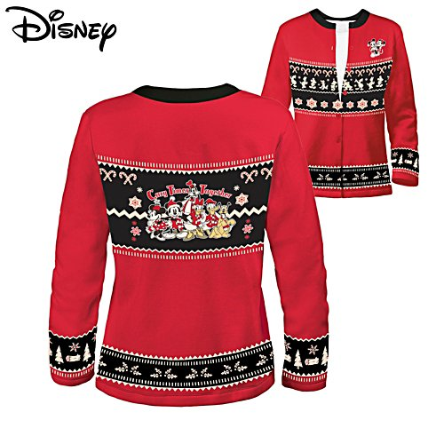 Disney Christmas Ladies' Cardigan