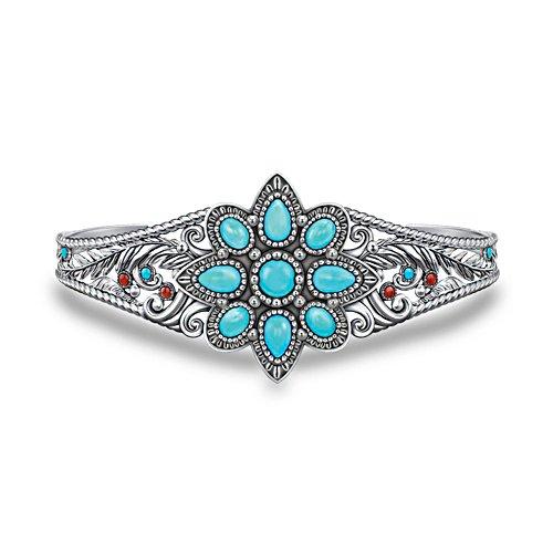 'Morning Star' Ladies' Turquoise Bracelet