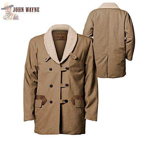 'Legendary John Wayne' Western Men's Jacket