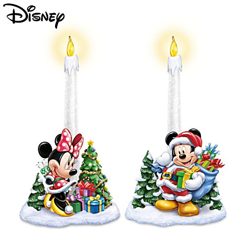 Disney 'Heartwarming Holidays' Candleholder Set