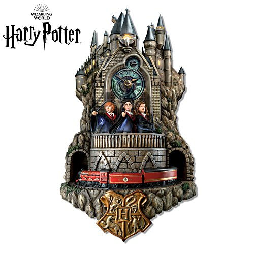 HARRY POTTER™ HOGWARTS™ Wall Clock