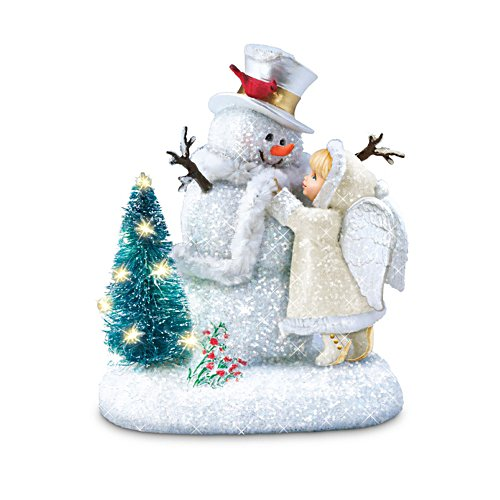 'An Angel's Touch' Snow Angel Figurine
