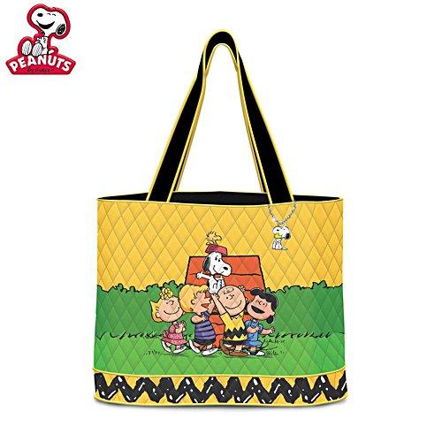 'Hooray For Friends!' PEANUTS™ Tote Bag