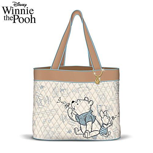 Disney Winnie The Pooh 'A Classic Tale' Tote Bag